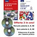 3 in uno - Manuale+Quiz+Videocorso pratico