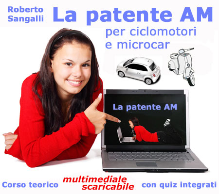 Patente AM ciclomotori 50 cc